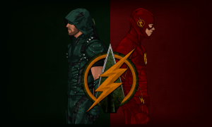 Arrow and Flash