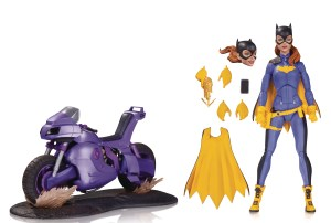 DC Icons Batgirl of Burnside