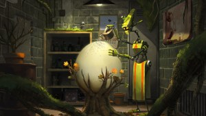 Egg Minder