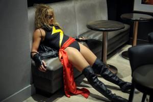 Ms Marvel by Felice Herrig