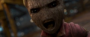 baby groot has a big mouth