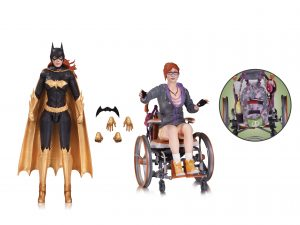 batgirl two pack
