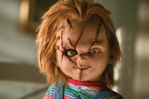 Chucky is all fucked up