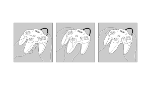 How To Hold theN64 Controller