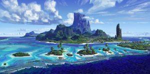 Moana's Island