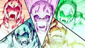 Voltron Season 2 Wallpaper