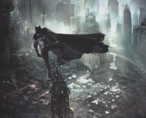 Batman Perch