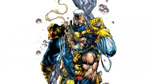 Cable and Wolverine