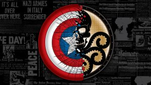 Captain America Is Hydra
