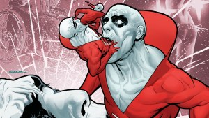 Deadman Eating Deadman