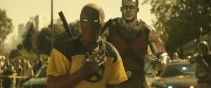 Deadpool in a crop top