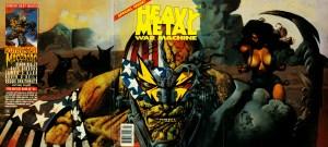Heavy Metal War Machine