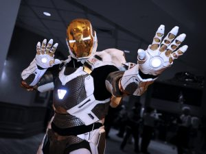 Iron Man Armor Mark 39 by greyloch on Flickr
