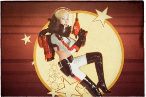 Nuka Girl Wallpaper