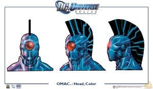 OMAC from DC Online
