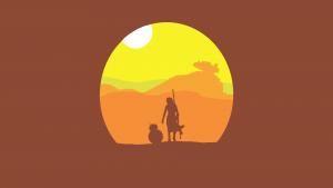 Rey in the Sun