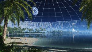 Space Beach