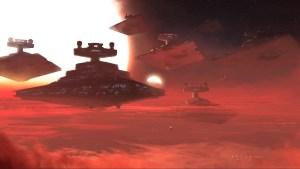 Star Destroyer Fleet