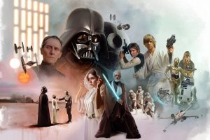 Star Wars- A New Hope