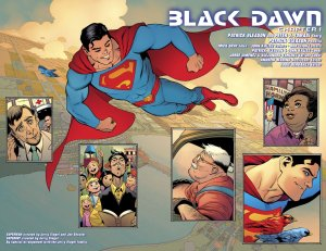 Superman – Black Dawn