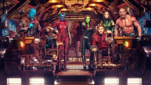 The Crew of the Second Guardians movie