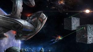 The Federation vs The Borg