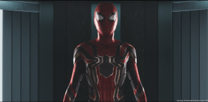 The New Spidey Suit
