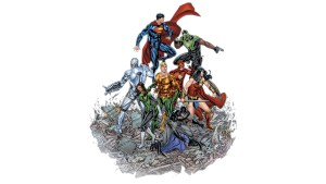 The Weird New Justice League