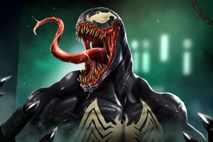 Venom laugh