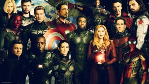 avengers infinity war 4k new artwork h0