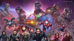 avengers infinity war future marvel fight 9r