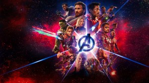 avengers infinity war movie imax poster 8z