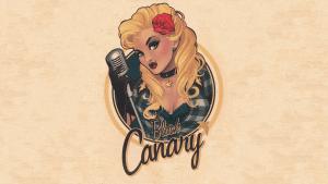 black canary 300x169 Pinup DC