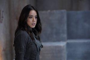 chloe bennet as daisy johnson in agent of shield season 5 ui