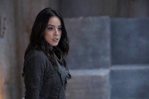 chloe bennet as daisy johnson in agent of shield season 5 ui