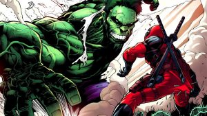 deadpool vs the incredible hulk