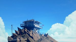 firewatch game tower 4k