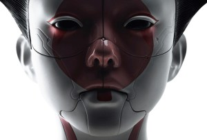 ghost in the shell robot geisha po