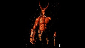 hellboy 2019 movie artwork 0p