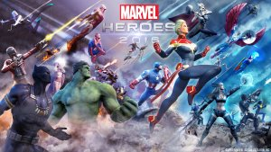 marvel heroes 2016 art qhd