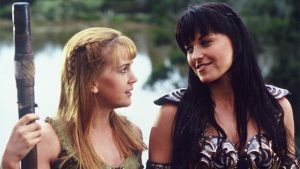 that xena look
