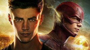 the flash poster qhd