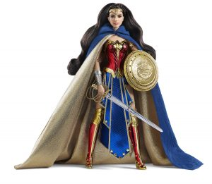 wonder woman barbie pic