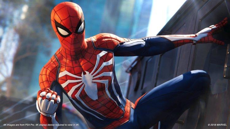 4k Spider-man