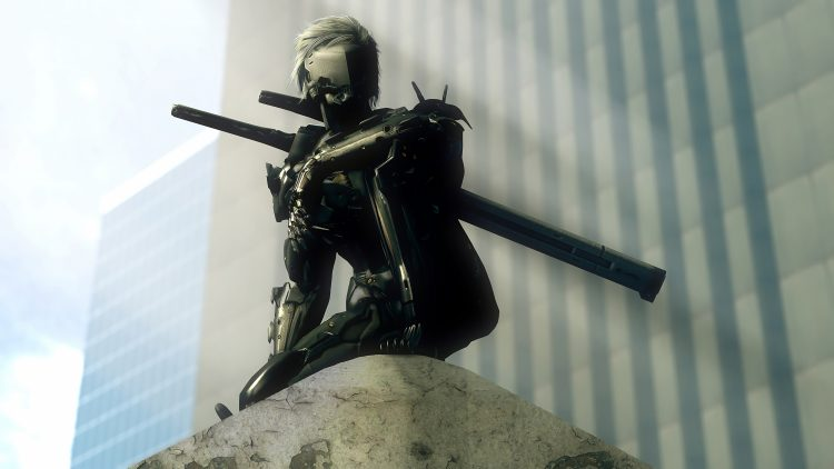 Jack The Ripper from Metal Gear Rising