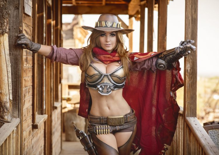 Jessica cosplay