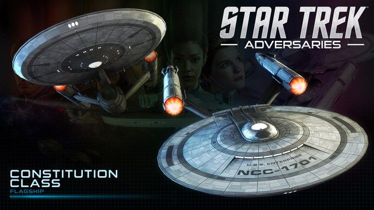 Star Trek Adversaries Constitution Class