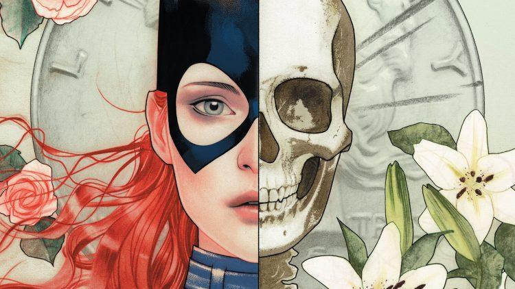 batgirl skull