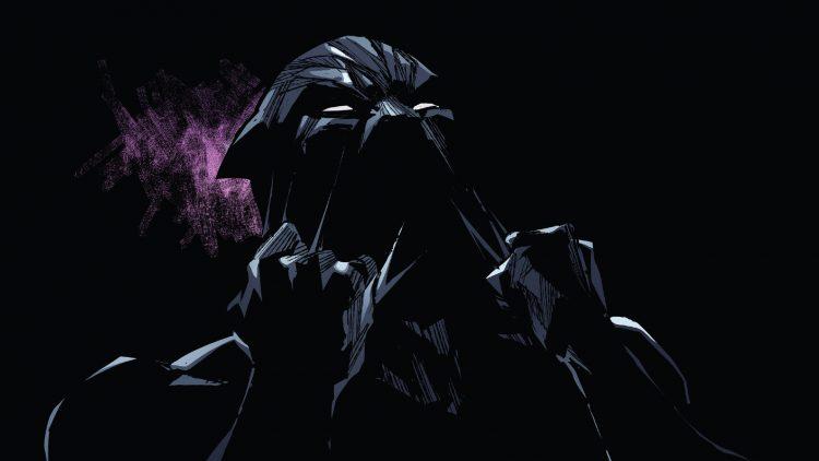panther masking up