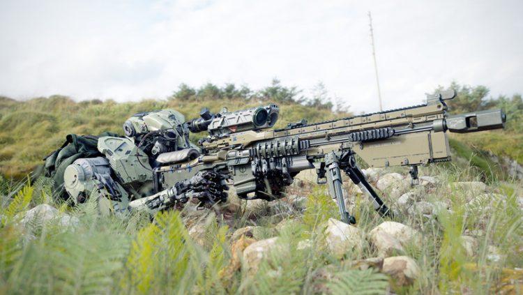robotic sniper